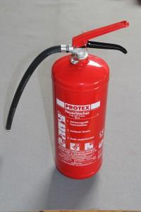 Vermietung und Verleih Feuerlöscher, Sicherheit