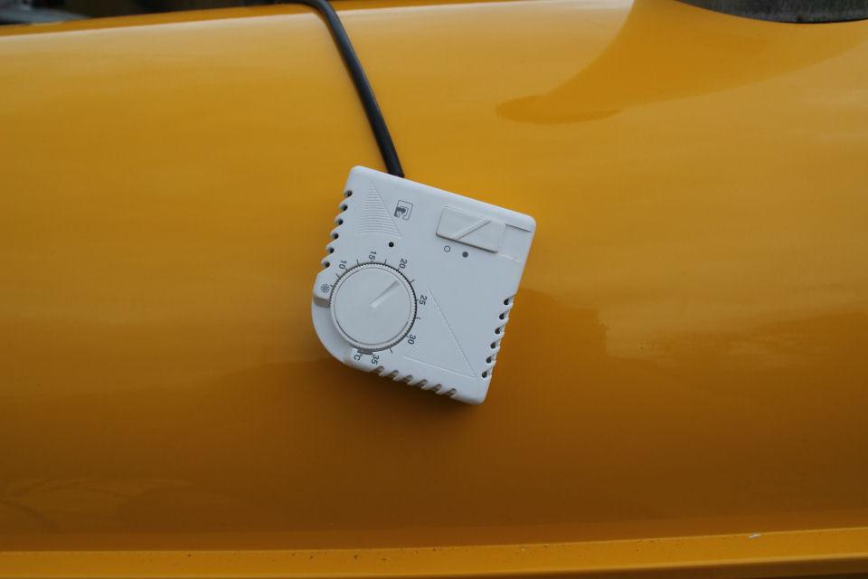 Ölheizung Thermostat